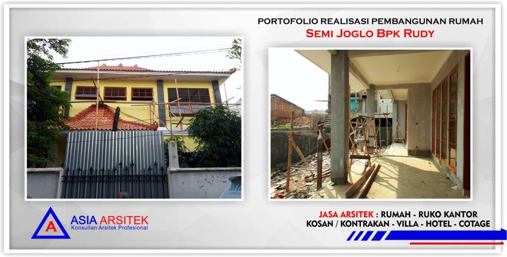 Realisasi Kunjungan Rumah Bali Semi Joglo Bpk Rudy Di Tangerang-Jakarta-Bogor-Bekasi-Bandung-Jasa Konsultan Desain Arsitek Profesional-Desain Rumah Mewah - Arsitek Gambar Desain Rumah Klasik 1