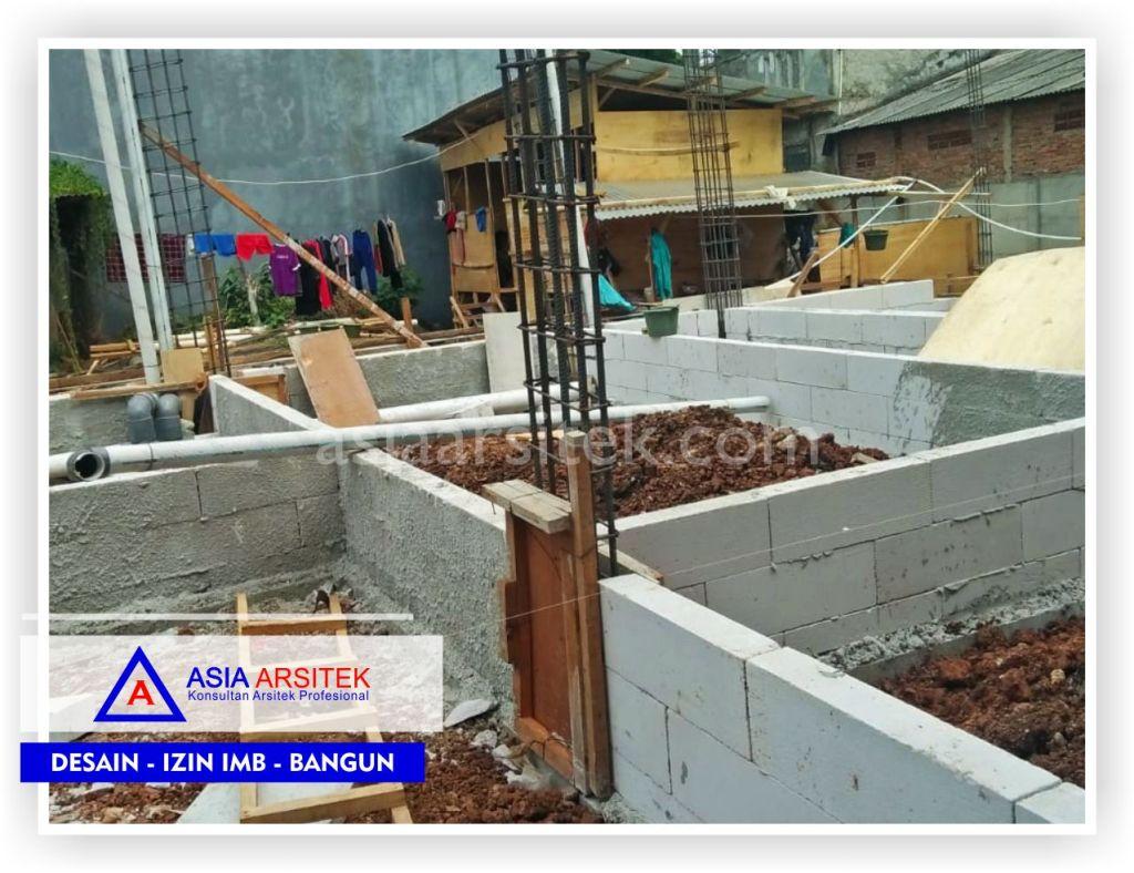 Struktur Kolom Rumah Minimalis Bu Alfi Di Jakarta-Bogor-Tangerang-Bekasi-Bandung-Jasa Konsultan Desain Arsitek Profesional - Desain Rumah Mewah - Arsitek Gambar Desain Rumah Klasik Mewah 1