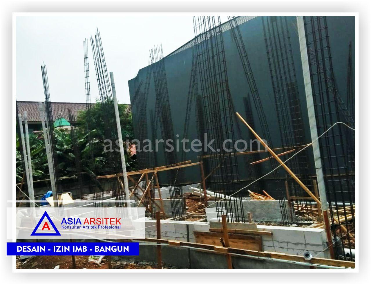Struktur Kolom Rumah Minimalis Bu Alfi Di Jakarta-Bogor-Tangerang-Bekasi-Bandung-Jasa Konsultan Desain Arsitek Profesional - Desain Rumah Mewah - Arsitek Gambar Desain Rumah Klasik Mewah 4