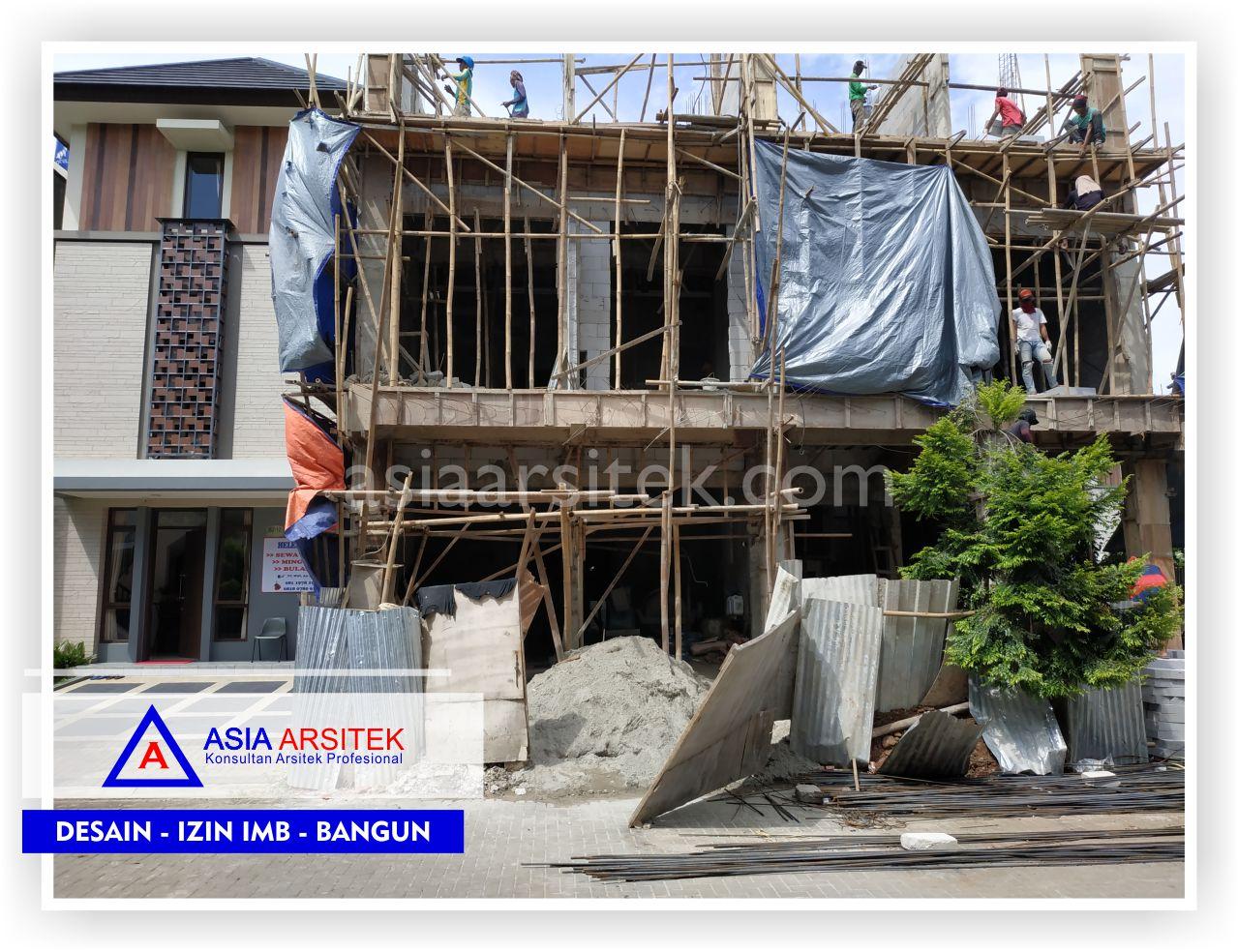 Tampak Depan Rumah Bpk Hendra Joe - Arsitek Desain Rumah Minimalis Modern Di Tangerang-Jakarta-Bogor-Bekasi-Bandung-Jasa Konsultan Desain Arsitek Profesional (2)