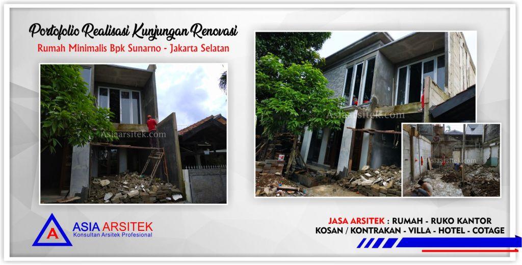 Arsitek Desain Rumah Minimalis Bpk Sunarno Di Tangerang-Jakarta-Bogor-Bekasi-Bandung-Jasa Konsultan Desain Arsitek Profesional - Desain Rumah Mewah - Arsitek Gambar Rumah Minimalis Modern 5
