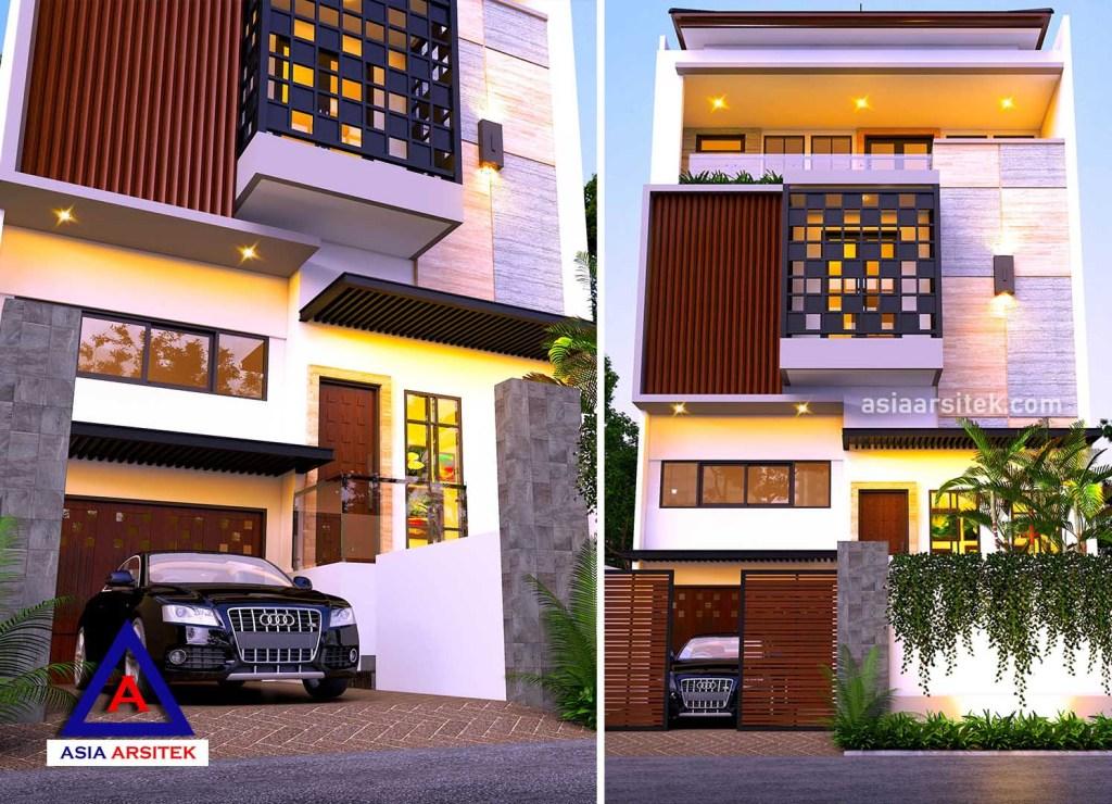 Jasa Arsitek Desain Gambar Rumah Mewah Minimalis Modern Di Jakarta Timur 7