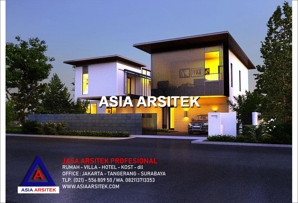 Jasa Arsitek Desain Gambar Rumah Mewah Modern Di Indonesia