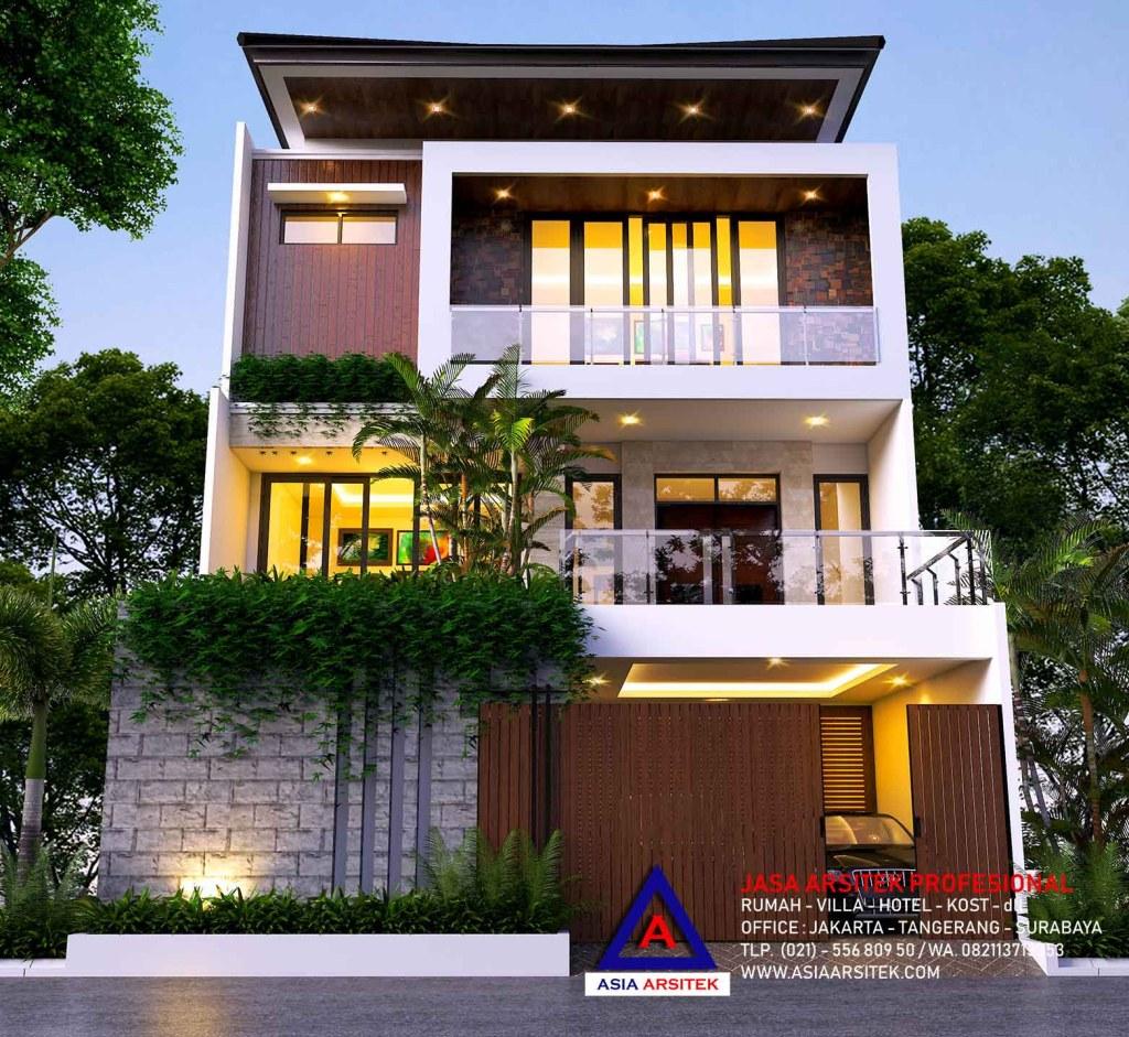 Inspirasi Jasa Arsitek Desain Rumah Mewah Tropis Di Bogor