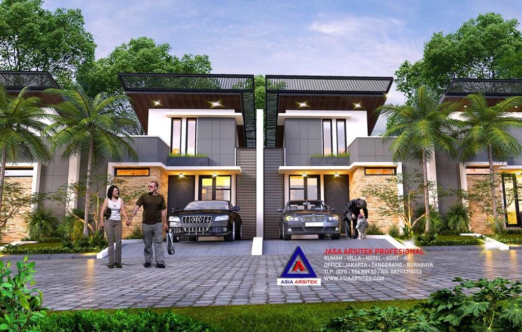 Jasa Arsitek Desain Perumahan Minimalis Modern Di Jakarta Timur