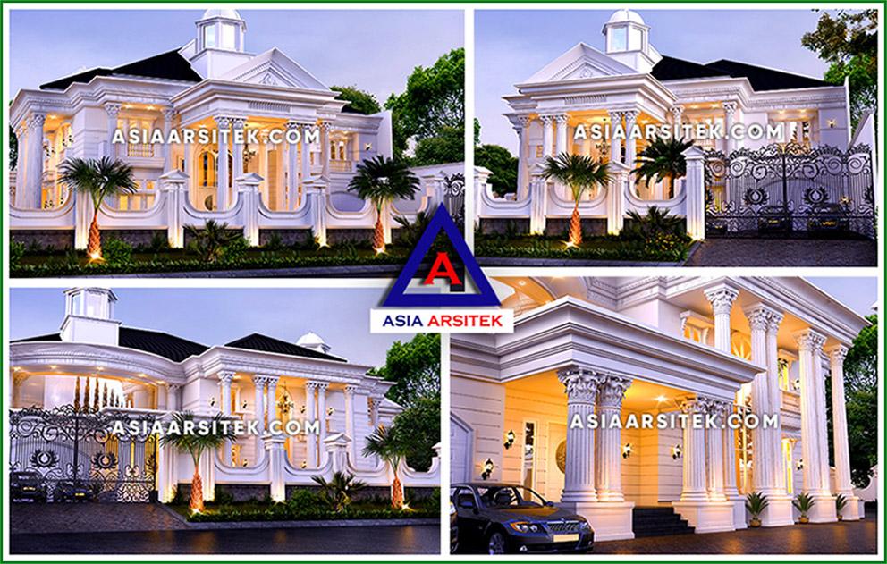 Jasa Desain Rumah Mewah Di Kalideres Jakarta Barat