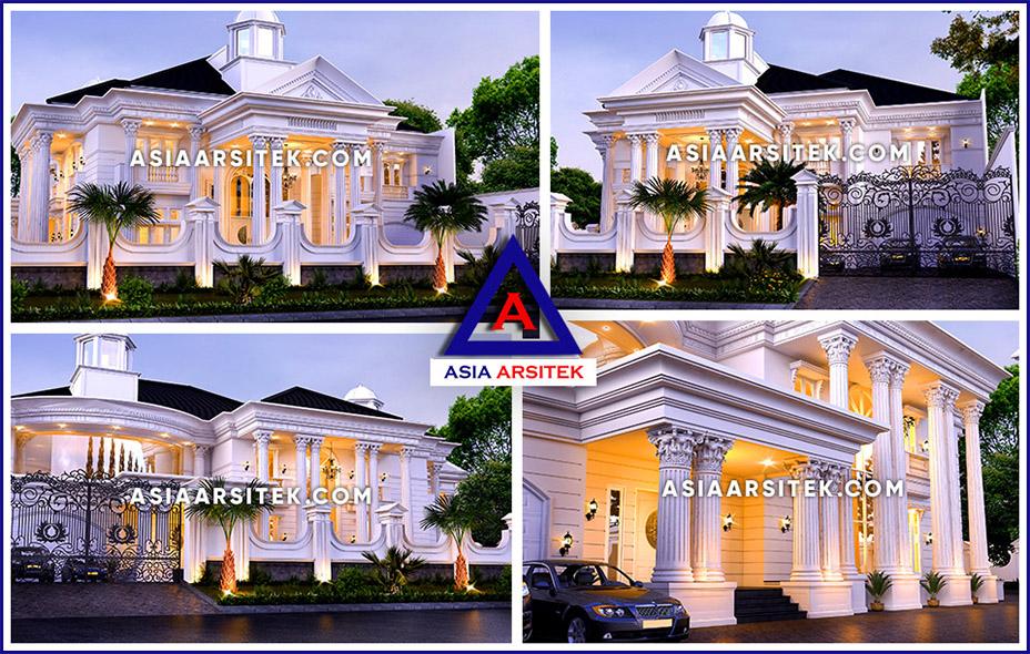 Jasa Desain Rumah Mewah Di Kamal Jakarta Barat