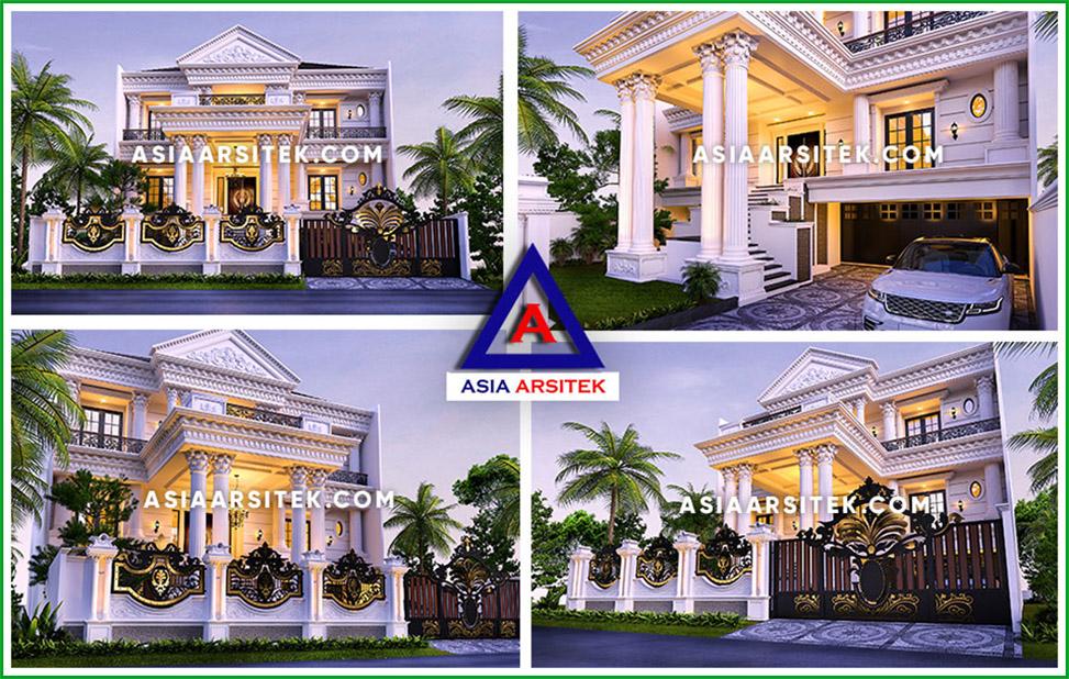Jasa Desain Rumah Mewah Di Maphar Jakarta Barat