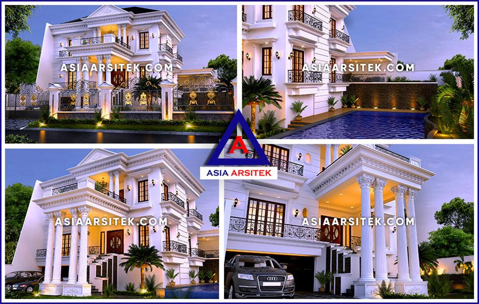 Jasa Desain Rumah Mewah Di Roa Malaka Jakarta Barat