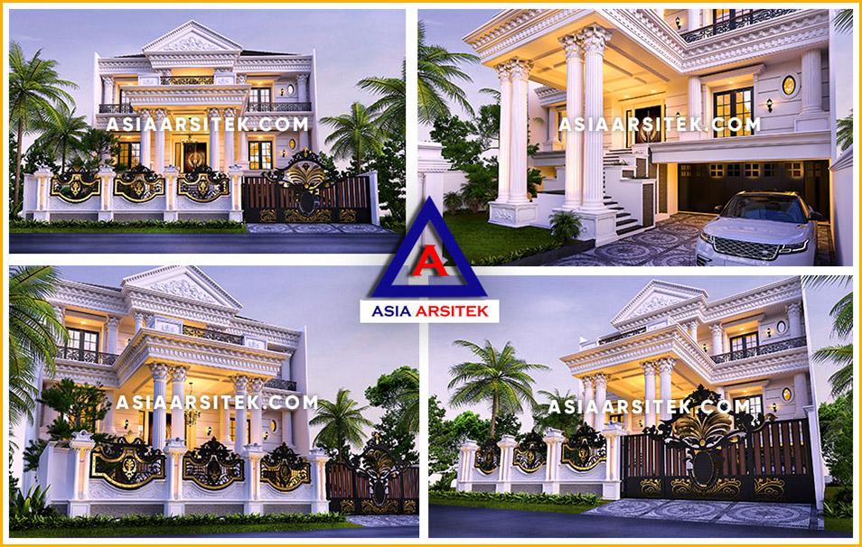 Jasa Desain Rumah Mewah Di Taman Sari Jakarta Barat