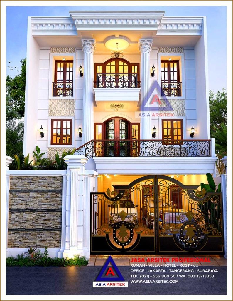Jasa Arsitek Desain Rumah Mewah Di Karawaci Tangerang