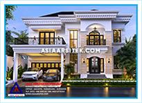 Jasa Arsitek Rumah Bekasi-Jasa Desain Rumah Bekasi-Jasa Gambar Rumah Klasik Mewah Bekasi-Asia Arsitek-2