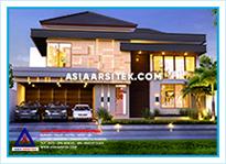 Jasa Arsitek Rumah Bekasi-Jasa Desain Rumah Bekasi-Jasa Gambar Rumah Mewah Tropis Modern Bekasi-Asia Arsitek-28