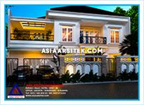 Jasa Arsitek Rumah Bekasi-Jasa Desain Rumah Bekasi-Jasa Gambar Rumah Mewah Tropis Modern Bekasi-Asia Arsitek-34