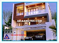 Jasa Arsitek Rumah Bekasi-Jasa Desain Rumah Bekasi-Jasa Gambar Rumah Mewah Tropis Modern Bekasi-Asia Arsitek-35