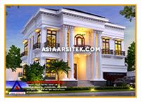 Jasa Arsitek Rumah Jakarta-Jasa Desain Rumah Jakarta Klasik Mewah Modern-Asia Arsitek-15
