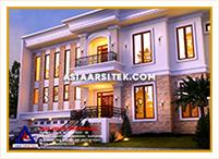 Jasa Arsitek Rumah Jakarta-Jasa Desain Rumah Jakarta Rumah Mewah Minimalis Modern-Asia Arsitek-5