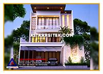 Jasa Arsitek Rumah Jakarta-Jasa Desain Rumah Jakarta Tropis Mewah Modern-Asia Arsitek-11