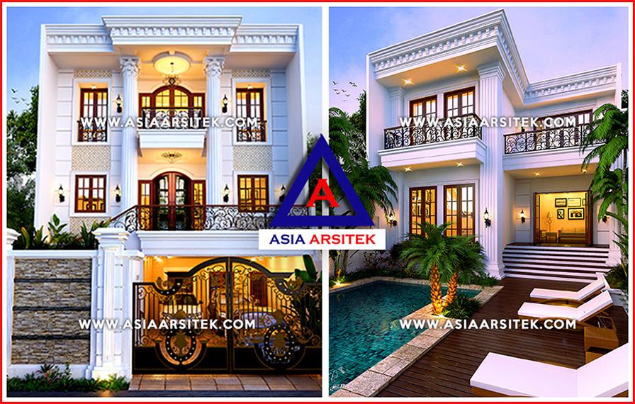 Jasa Desain Rumah Mewah Di Gondangdia Jakarta Pusat