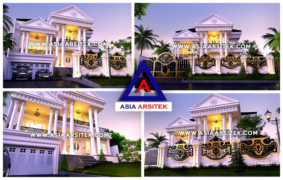 92 Gambar Rumah Mewah Di Kampung Terbaru