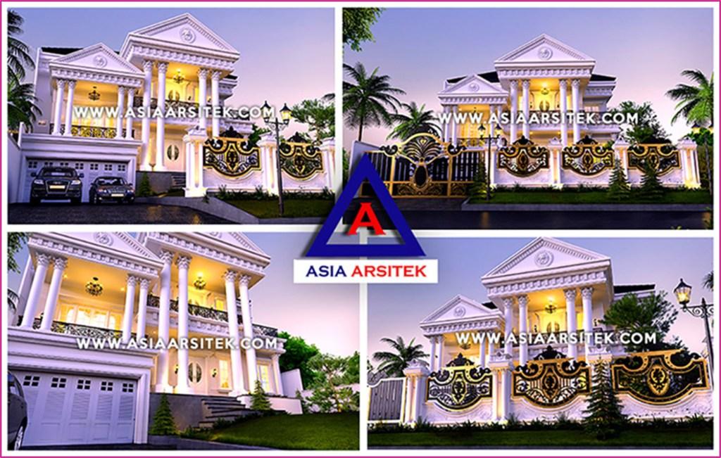 Jasa Desain Rumah Mewah Di Menteng Jakarta Pusat