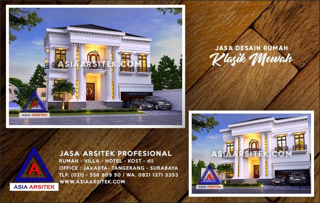 Jasa Arsitek Desain Gambar Rumah Mewah Di Jatimulya Depok