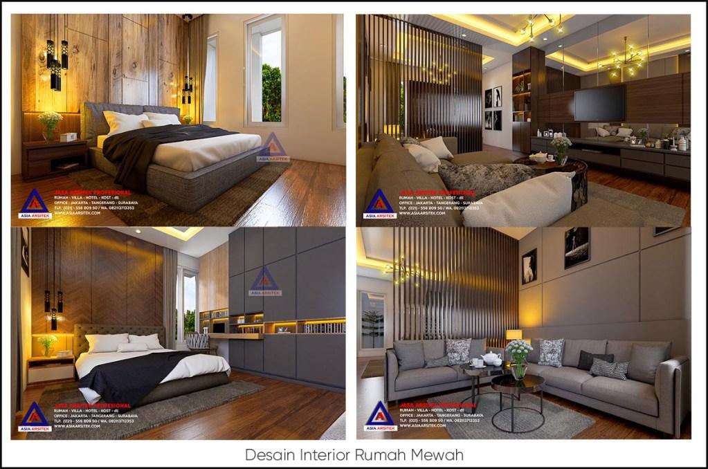 Jasa Arsitek Desain Interior Rumah Minimalis di Ciracas Jakarta Timur