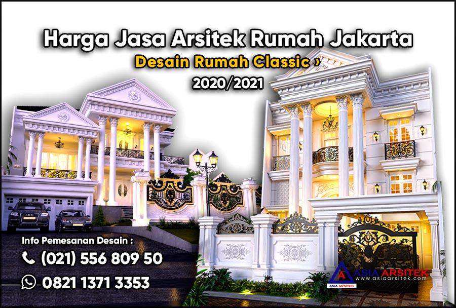 Harga Jasa Arsitek Rumah Jakarta 2020 2021