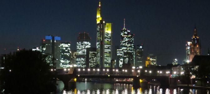 City travel-Frankfurt finale