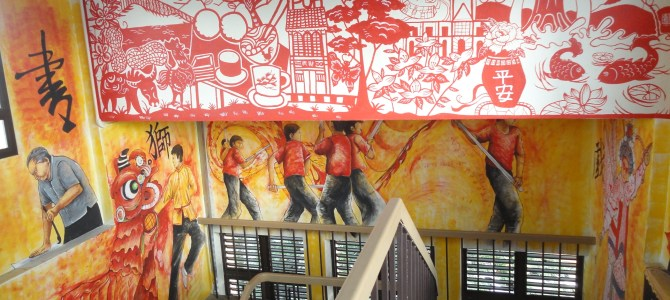 Exploring art, religion, and Hakka heritage in Ipoh