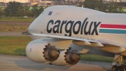 Cargolux's Dubai handling now carried out by Emirates