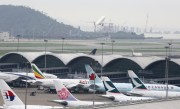 HKIA records incremental cargo growth in March