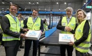 KLM Cargo launches new express sorting system at AMS