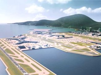 Hong Kong Airport third runway
