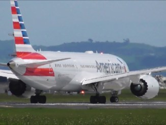 American Airlines B787-800