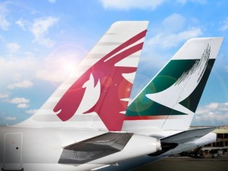 Qatar and Cathay
