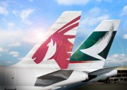 BREAKING: Qatar Airways acquires 9.61% of Cathay Pacific