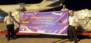 MABkargo 'aces' big oil & gas charter into small Bintulu airport