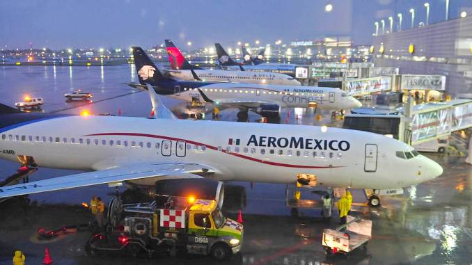MEX airport