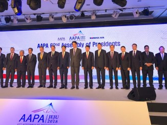 AAPA presidents