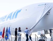 Amazon takes delivery of 40th B767-300F with partner Atlas Air