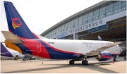 China's Longhao Airlines takes delivery of B737-400F P2F from Vallair
