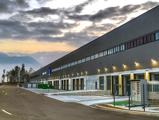 K+N_pharma_warehouse_slovenia_Ljubljana_Airport