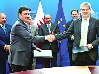 qatar EU air services agreement