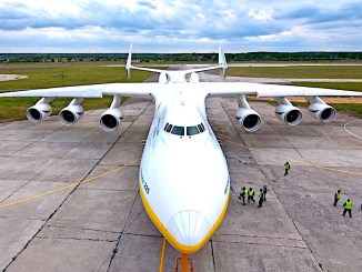 ANTONOV Airlines An-225 'Mriya'