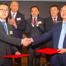 Kaisun, China Railway Engineering in Belt & Road deal