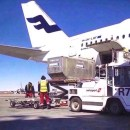 Finnair Cargo appoints Swissport to run its COOL hub
