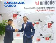 Korean outsources entire ULD, pallet fleet to Unilode