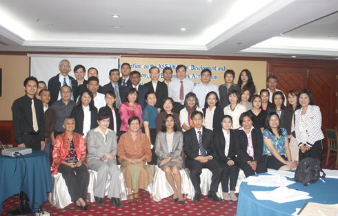 RDPE Consultation in Thailand