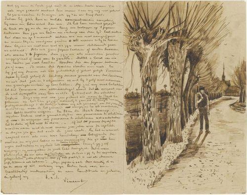 van gogh letter #2
